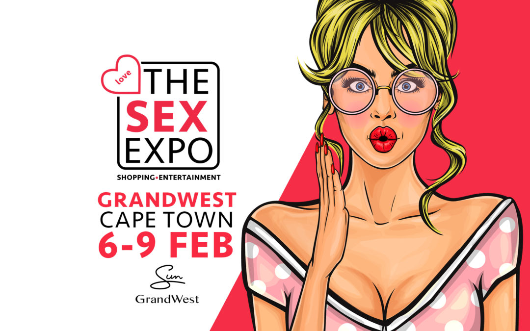 LOVE, THE SEX EXPO IS SET TO KEEP TEMPERATURES HIGH IN THE MOTHER CITY!